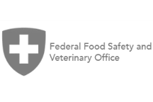 Federal Food Safety and Veterinary Office logo