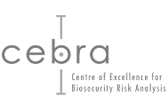 Centre of Excellence for BioSecurity Risk Analysis logo